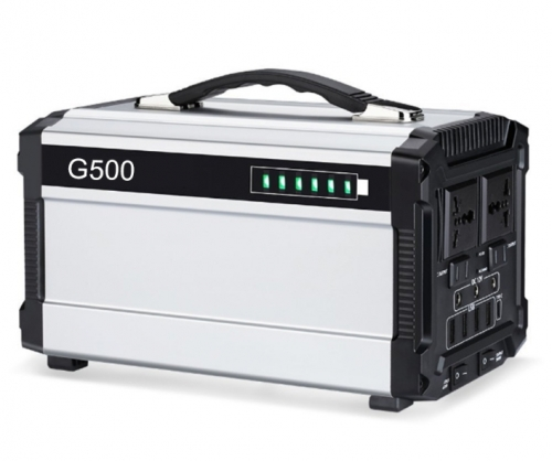 500W Portable Power Station G500