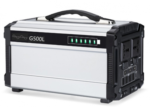 500W Portable Power Station G500L